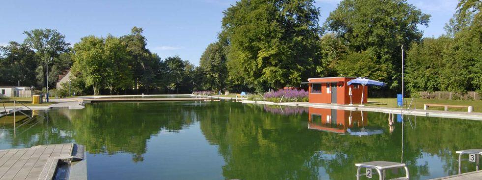 Naturbad Maria Einsiedel, Foto: SWM/Denise Krejci