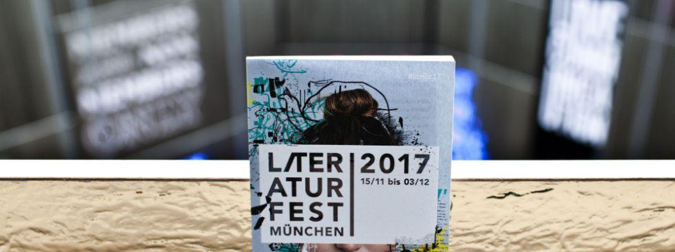 Literaturfest 2017, Foto: Juliana Krohn