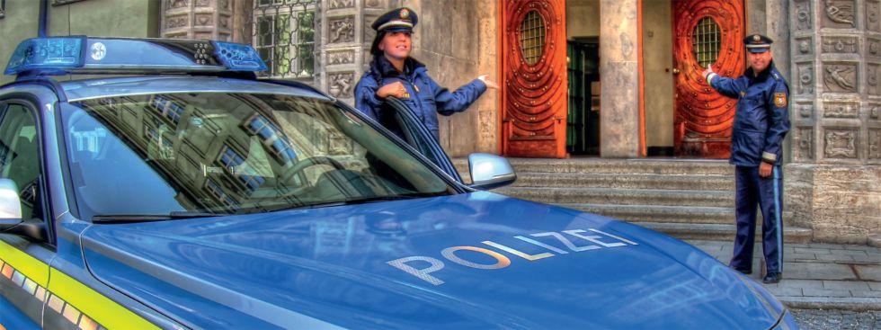 Tag der offenen Tür bei der Polizei, Foto: Polizeipräsidium München