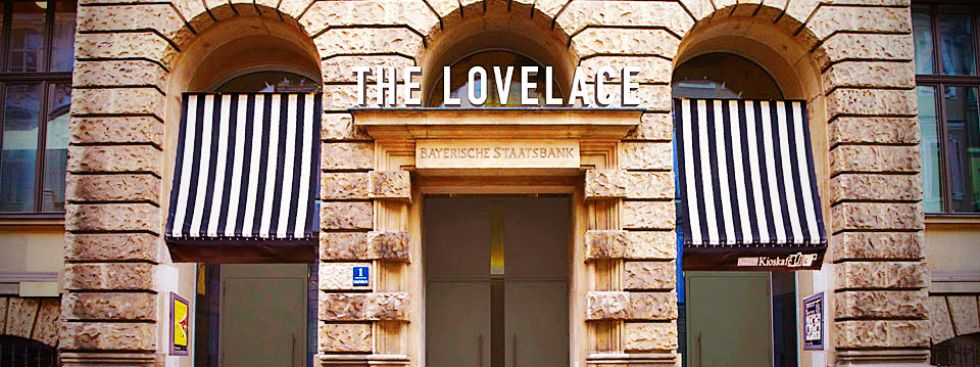 Die Fassade von The Lovelace, Foto: Lisa Miletic/The Lovelace