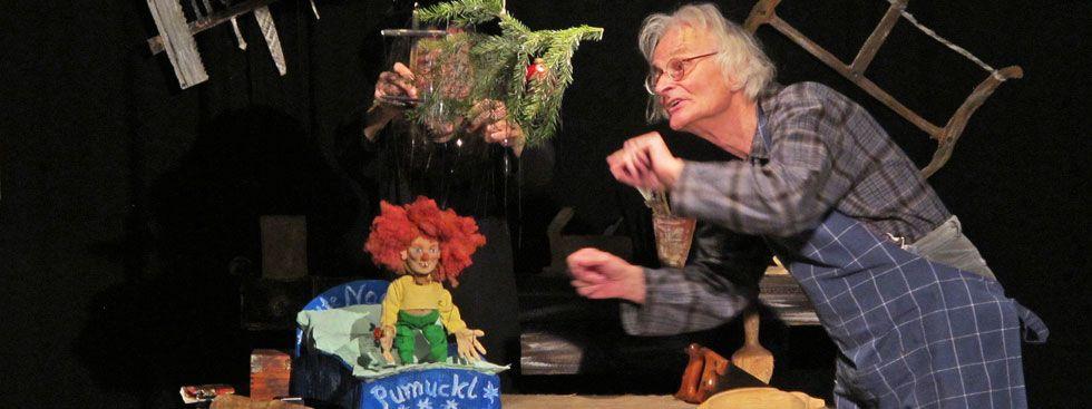 Pumuckl und die Christbaumkugeln, Foto: Theater Heppel&Ettlich
