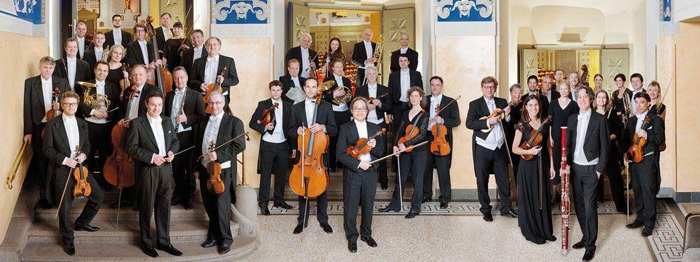 Münchner Rundfunkorchester, Foto: Felix Broede