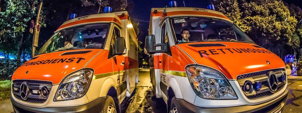 Erste Hilfe auf der Wiesn , Foto: Exithamster