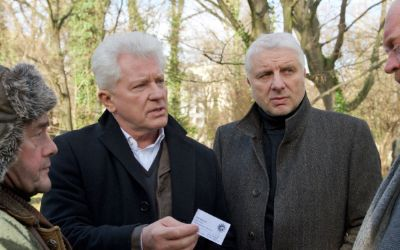 """Szene aus dem Münchner Tatort """"Klingelingeling"""""""