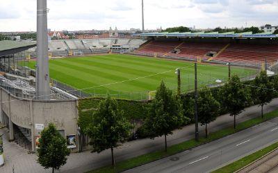 Das Grünwalder Stadion