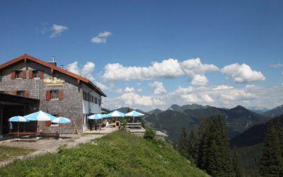 Das Wallberghaus am Tegernsee