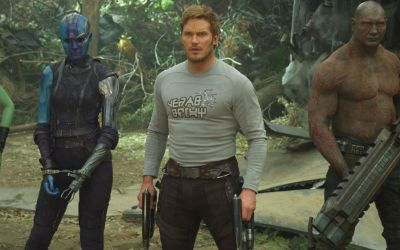 "Szene aus dem Film ""Guardians of the Galaxy Vol. 2""."