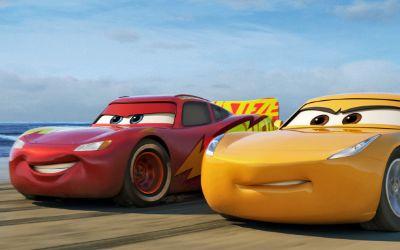 Szene aus Cars3 Evolution