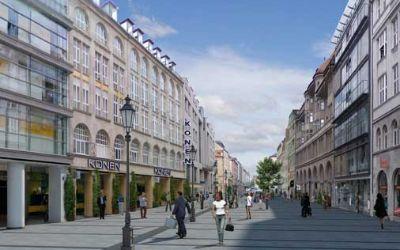Sendlinger Straße München Modell