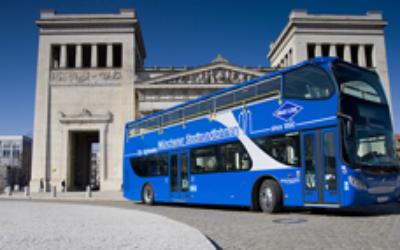 Grayline Bus aussen