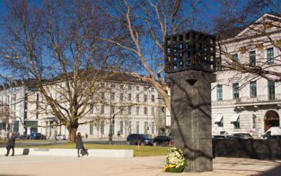 Platz der Opfer des Nationalsozialismus