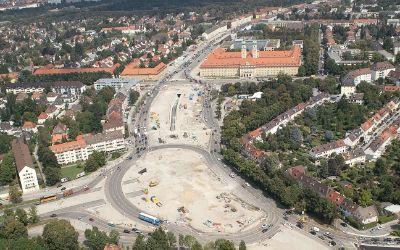 Luise-Kieselbach-Platz in München