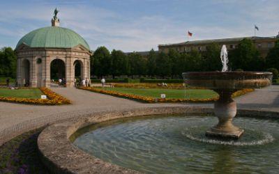Hofgarten an der Residenz