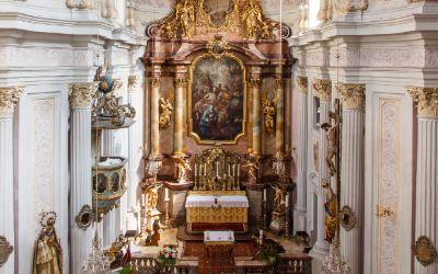 Dreifaltigkeitskirche in München
