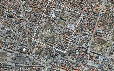 Kunstareal Luftbild