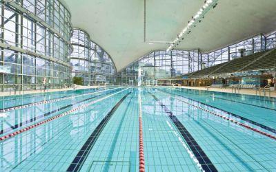Olympiaschwimmhalle