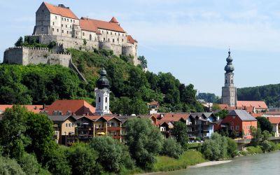 Burghausen an der Salzach