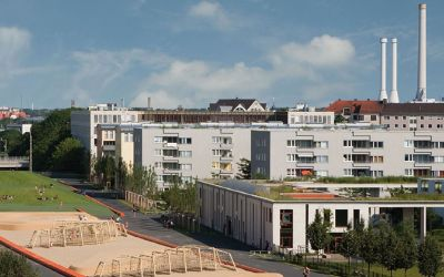 Quartiersplatz Theresienhöhe