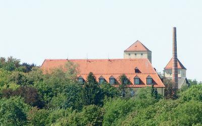 Brauerei Weihenstephan in Freising