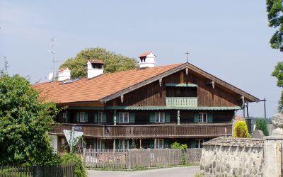 Bauernhaus in Großdingharting
