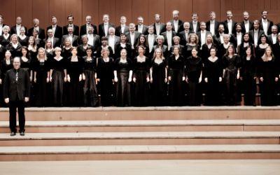 Der Philharmonische Chor München.