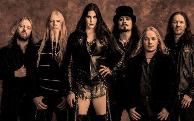 Porträt der Band Nightwish
