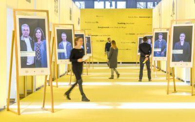 """Impressionen zur Ausstellung """"energie.wenden"""""""