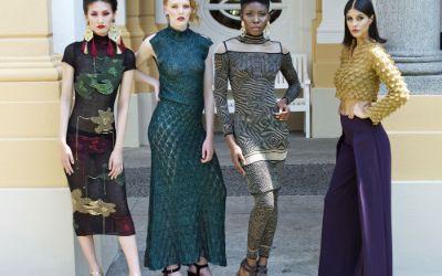 Kollektionen der deutschen Meisterschule für Mode