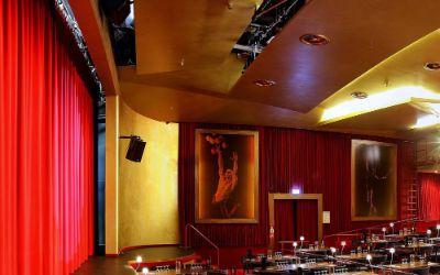 Saal des GOP Varieté Theaters