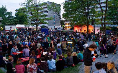 Impressionen vom StuStaCulum-Festival in München.
