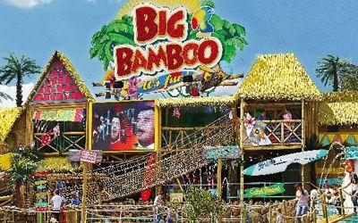 Südsee-Zauber im Big Bamboo auf der Wiesn 2014