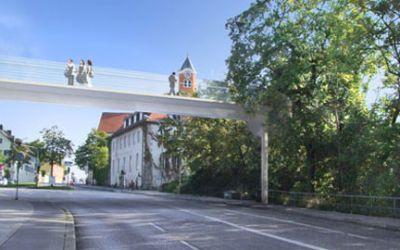 Planung Bau Giesinger Brücke