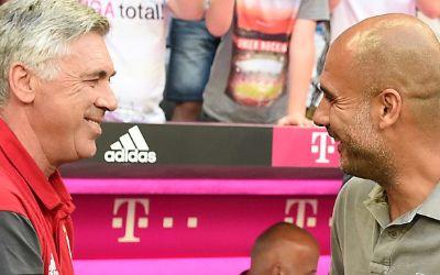 Manchester City gegen FC Bayern