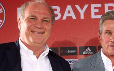 Uli Hoeneß und Jupp Heynckes sind auch privat befreundet