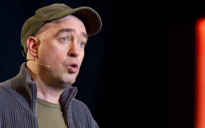 Kabarettist HG Butzko erhält den Hauptpreis beim Bayerischen Kabarettpreis 2016