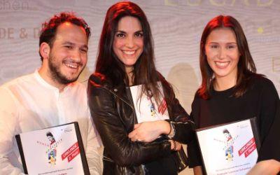 Verleihung des Modepreises 23.2.2016
