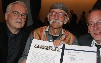 Verleihung des Ernst Hoferichter-Preises an Ali Mitgutsch