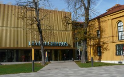 Das Lenbachhaus in München.