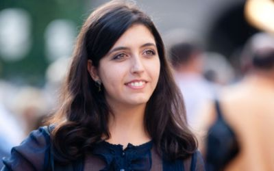 Die Pianistin Sophie Pacini.