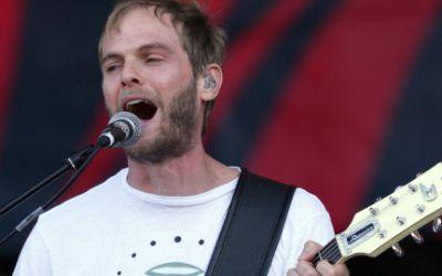 Peter Brugger, Sänger der Sportfreunde Stiller.