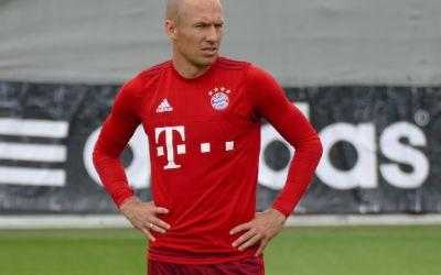Arjen Robben beim FC Bayern München