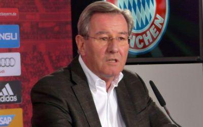 FCB-Präsident Karl Hopfner