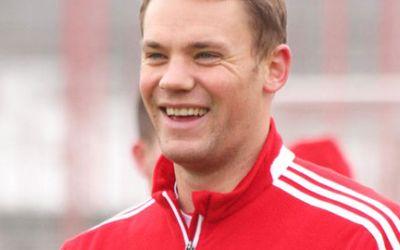 Manuel Neuer vom FC Bayern München.