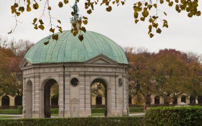 Wetter wolkig Hofgarten