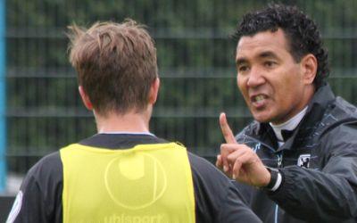 Löwen-Trainer Ricardo Moniz