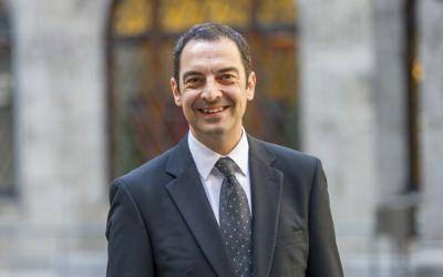 Rasem Baban ist neuer Direktor des Tierparks Hellabrunn