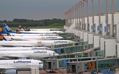 Besucherpark Flughafen München