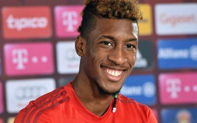 Bayern-Neuzugang Kingsley Coman