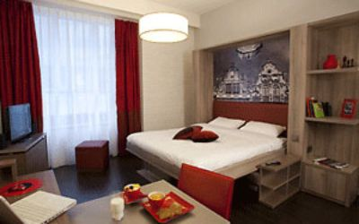 Adagio Munich City double room