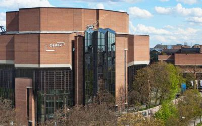 Das Kultur- und Veranstaltungszentrum Gasteig
